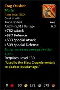 Crag Crusher II