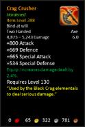 Crag Crusher III