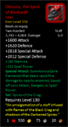 Obscura Uber Weapon