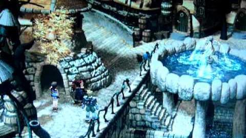 The Legend of Dragoon glitch