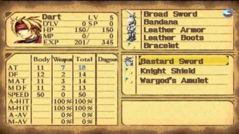 Legend of Dragoon - WHY DIDN'T THEY USE THESE