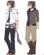Gaius DLC Civilian Clothing