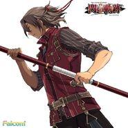 Gaius - Sen II Falcom twitter