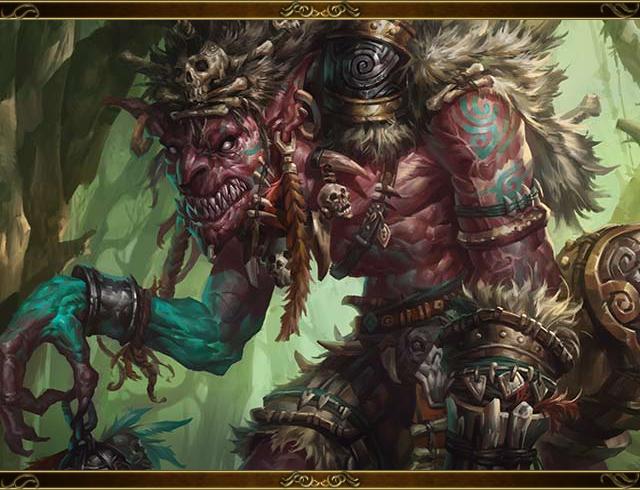 Greedy Goblin King