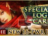 Special Promo Login Box