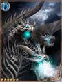 (Trio) White Drake of Evil Bane