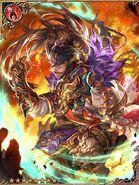 (Scorching Soul) Hellflame-Clad Oga