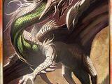 Venerated White Dragon