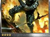 (Powerlust) Arrogant Warrior Silvio