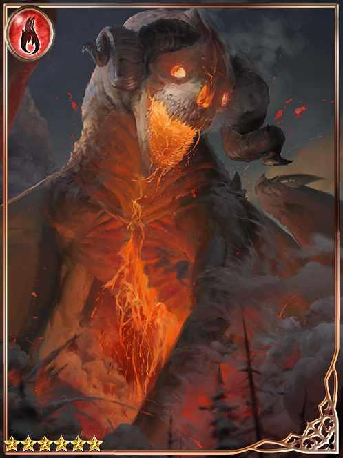 (Worldeater) Petrified Dragon Hyr'k