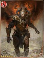 (Haze) Black Flame Caller Knight