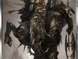(Dark Knight) Undead Subduer Eligos