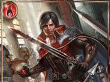 (Law) Gilgadol, Bloodstone Mage