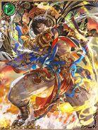 (Sharp Blade) Wave-Slashing Musashi