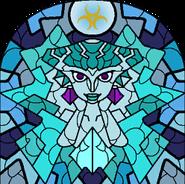 TWW Princess Ruto Stained Glass
