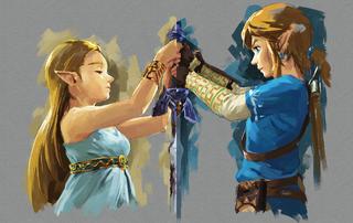 BotW Game Informer Cover Official Illustration.png