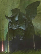 BotW Horned Statue Model
