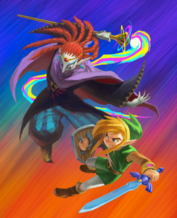 ALBW Link Fighting Yuga Artwork.png