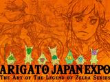 BotW Japan Expo Thank You Artwork