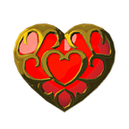 BotW Heart Container Icon