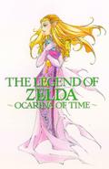 OoT comic Zelda