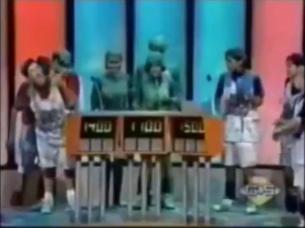 Nickelodeon All-Star Challenge Game 2 Red vs. Green vs. Purple