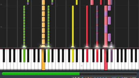 Synthesia - Legends of the Hidden Temple (Temple Run Theme)