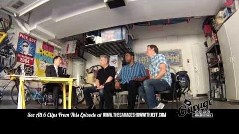 The Garage Show With Jeff Sutphen Marc Summers, Kirk Fogg and Phil Moore PT.1