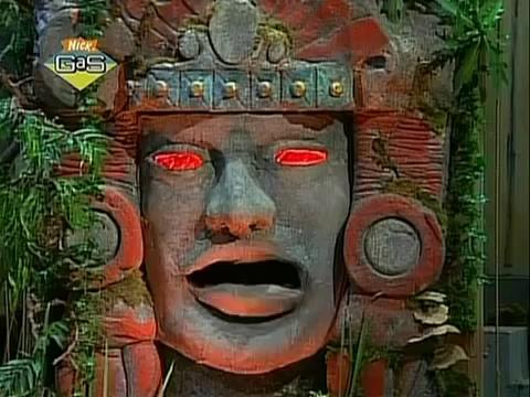 Legends of the Hidden Temple Cracked Crown of the Spanish King
