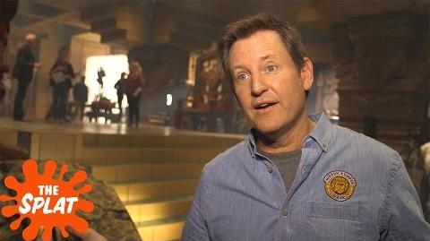 """Kirk Fogg Returning to Nickelodeon for """"Legends Of The Hidden Temple The Movie"""" The Splat"""