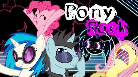 Legends of Equestria Role Play - Pony Rock Anthem Улучшенная Версия