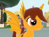 Batpony Wings