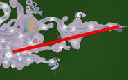LOE map Cloudopolis Shortcut