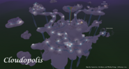 Cloudopolis - Map