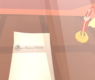 Ponydale Library Letter