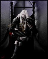 Alucard castlevania by destinyfall