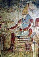 Horus - Temple of Seti I (3500450346)