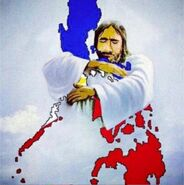 Jesus Christ Loves The Philippines