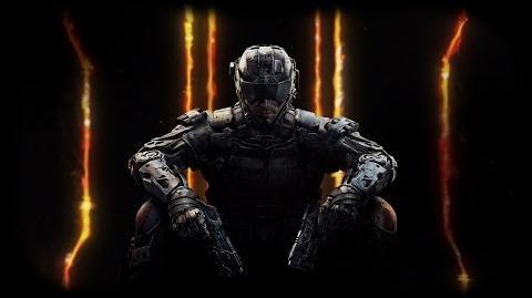 Black Ops III Multiplayer Menu (FR Season 6 theme)