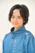 Wool Kamen Rider Zi-O