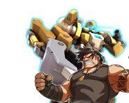 Hox (Hero of Robots)