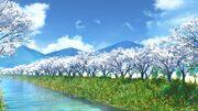 Konachan.com - 199600 clouds grass ihara asta landscape nobody original scenic sky tree water