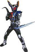Kamen Rider Gatack Hyper Form