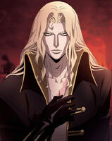 Alucard animated series - 01
