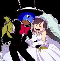 Raziel and stacy s wedding by william125-d5glays