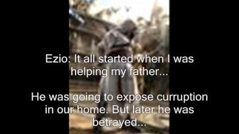 Blackpool Part 162: Ezio's backstory