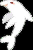 Shark Form Sal Transparent