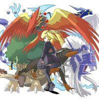 Alice McCoy Dobermon Digimon Sovereigns