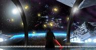 Lgstar wars space battle by einon y-d5evyvn