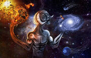 Destruction of the universe by heathenflame-d74mylm